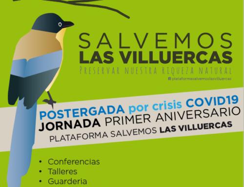 Salvemos Las Villuercas. 1.ª Jornada Aniversario postergada